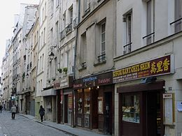 Image illustrative de l'article Rue au Maire