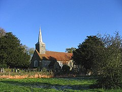 Parish Church, Stanford Rivers, Essex - geograph.org.uk - 79855.jpg