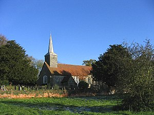 Stanford Rivers - Image: Parish Church, Stanford Rivers, Essex geograph.org.uk 79855