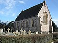 Parish Church, Woodbury Salterton - geograph.org.uk - 1153995.jpg