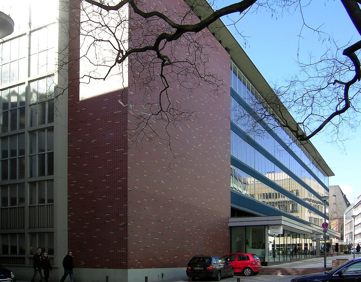 Hauptwache Parkhaus
