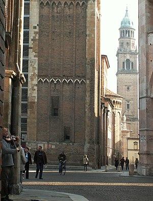 Street, Parma, Italy
