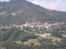 Parzanica – Veduta