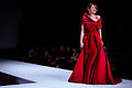 Pascale Hutton wearing Paul Hardy - Heart and Stroke Foundation - The Heart Truth celebrity fashion show - Red Dress - Red Gown - Thursday February 8, 2012 - Creative Commons -b.jpg