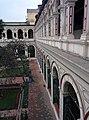 Patio interior del Convento Franciscano, Centro Histórico, Lima, Perú. - panoramio.jpg