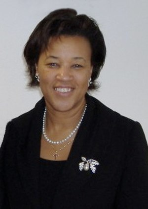 Commonwealth Secretary-General - Image: Patricia Scotland 2a