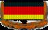 Patriotic Order of Merit GDR ribbon bar bronze