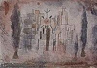 Paul Klee - Denkmal auf einem Friedhof - 14231 - Bavarian State Painting Collections.jpg