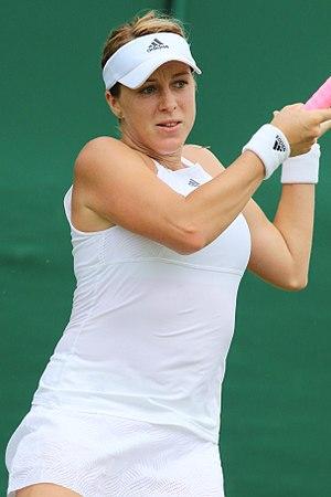 Anastasia Pavlyuchenkova - Pavlyuchenkova at the 2017 Wimbledon Championships