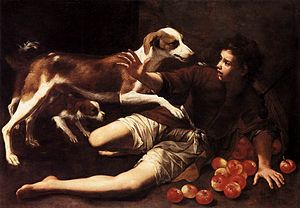 1680 in art - De Villavicencio – Fallen Apple Basket