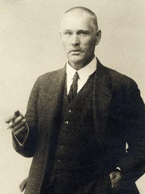 Pekka Halonen - Pekka Halonen in 1899