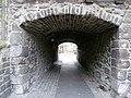 Pend from Bakehouse Close, Canongate, Edinburgh-geograph-2151475.jpg