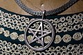 Pentacle Necklace in the Museum of Witchcraft and Magic.jpg