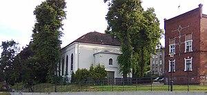 Vistula delta Mennonites - Former Mennonite Church