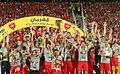 Persepolis F.C. championship ceremony 2016-17 18.jpg