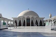 Masjid-al-Zar'ouni (Zarghoni-Moschee) in Peshawar