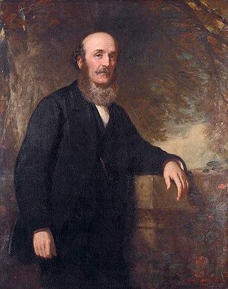 Peter Denny - Peter Denny (1821-1895) (Daniel Macnee, 1868)