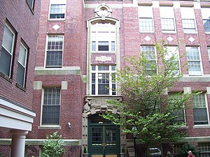 Peter Faneuil - Peter Faneuil School on Boston's Beacon Hill is named after Faneuil.