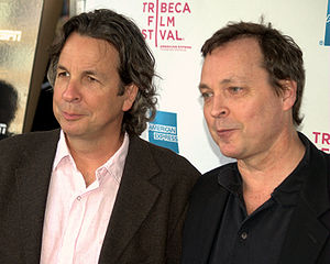 English: Peter Farrelly and Bobby Farrelly at ...