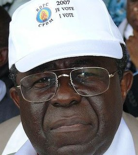 Peter Mafany Musonge Cameroonian politician