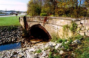Cambridge, Ohio - Peters Creek S bridge