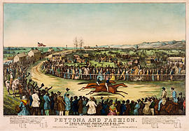 Peytona and Fashion in their great match for $20,000, 1845.jpg