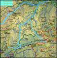 Pfaelzerwaldkarte Flussgebiete Glan.png