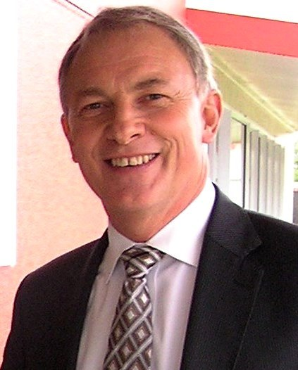 Phil Goff at Maungaraki School