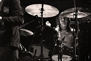 Phil Rudd Australian rock drummer