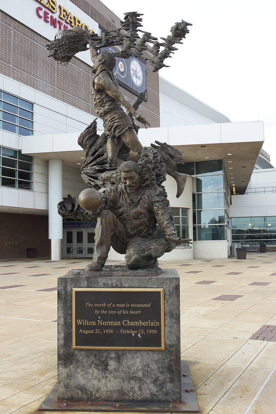 Philadelphia Sports Statues 12