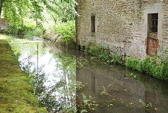 Auberive - Image: Photo stream Auberive, Haute Marne (52)