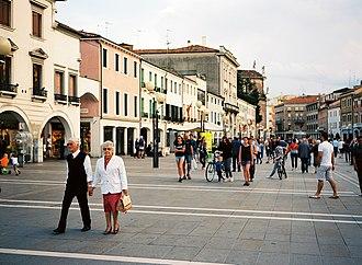 Mestre - Piazza Ferretto, 2016