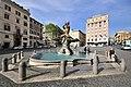 Piazza Berberini. Fontana del Tritone (Bernini). - panoramio.jpg