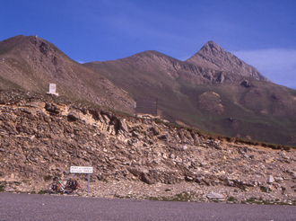 Pic d'Orhy - Pic d'Orhy from Larrau pass.