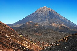 Pico do Fogo volcano in Cape Verde.jpg