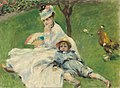 Pierre-Auguste Renoir - Madame Monet and her Son.jpg