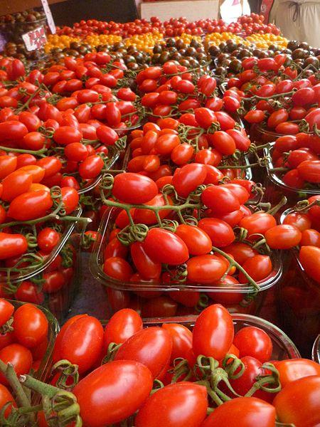 עגבניות - עגבניות