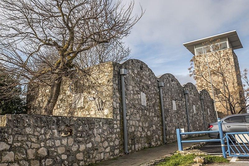 צפת, מצודת ביריה