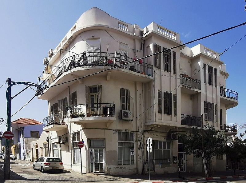 הבית ברוקח 37 תל אביב