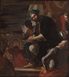 Mattia Preti: Pilate Washing His Hands