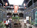 Pingyao, China Courtyard.JPG