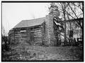 Pioneer Log Cabin, Public Square Vicinity, Milton, Rock County, WI HABS WIS,53-MILT,1-1.tif