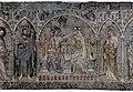 Pirnaer Antependium, Marienkrönung und Heilige, Böhmen, vor 1350, Kunstgewerbemuseum, Inv.-Nr. 37417, (c) SKD.jpg