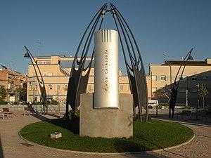 Juneda - Catalonia Square in Juneda