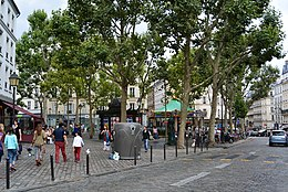 Image illustrative de l'article Place des Abbesses