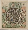 Plan de la ville de Florensac 1816 - Archives départementales de l'Hérault - FRAD034-2S-128-00001.jpg