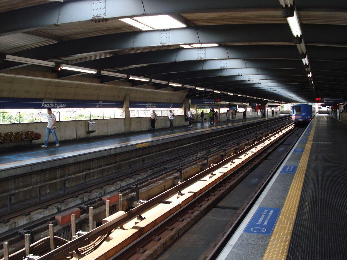 parada inglesa são paulo metro wikipedia