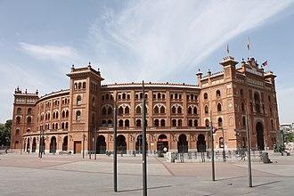 Las Ventas - Image: Plaza de Toros de Las Ventas (Madrid) 05