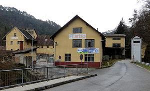 Podgrad, Ljubljana - Factory in Podgrad