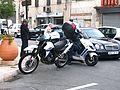 Police municipale Vallauris - Motos.JPG
